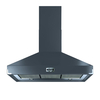 FALCON 102370 (FHDSE1000SL/N) 1000 Super Extract Chimney Hood in Slate/N