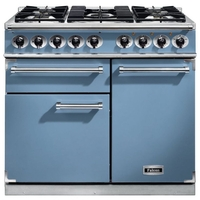 Cookers  - FALCON F1000DXDFCANG 98480 100cm Deluxe Range Cooker, China Blue