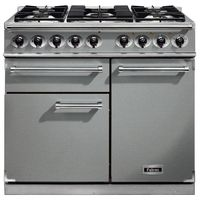 Cookers  - FALCON F1000DXDFSSCG 97090 - 100cm Deluxe Range Cooker, Stainless Steel