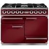 FALCON F1092DXDFCY/NG 80580 1092 de luxe df cranberry nickel trim