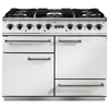 FALCON F1092DXDFWH/NG 82310 1092 de luxe df white nickel trim
