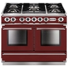 FALCON FCON1092DFCYNG 79950 - 110cm 1092 Dual Fuel Range Cooker,  Cranberry