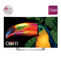 "TV & Video  - LG 55EG910V  55"" Full HD OLED TV with Freeview HD, Magic Remote"