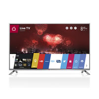 "LG 55LB630V 55"" Smart LED TV with Freeview HD and WEBOS"
