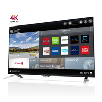 "Consumer Electronics  - LG 55UB830V 55"" 4K 3D Smart Ultra TV with Freeview HD"