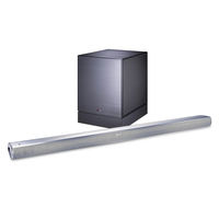 LG NB4540A 4.1ch Slim Soundbar System with 320w Power,  Bluetooth