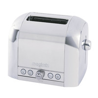Magimix 11515 LE TOASTER 2-Sliced Toaster Finished in Polished Stainless Steel