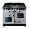 Rangemaster 100650 (CDL110DFFRP/C) CLASSIC DELUXE 110cm Dual Fuel Cooker in Royal P/C