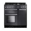 Rangemaster 72880 (TOLS90DFFGY) TOLEDO 90cm A Rated Dual Fuel Cooker