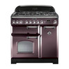 Rangemaster CDL90DFFTP/C CLASSIC DELUXE 90cm Dual Fuel Range Cooker,  Taupe