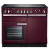 Rangemaster PROP90EICY/C PROFESSIONAL + 90cm Induction Range Cooker,  Cranberry