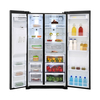 Samsung RSG5MUBP1 A+ Rated American Style Fridge Freezer with Water & ice
