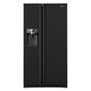 Samsung RSG5UUBP1 A+ Rated American Style Fridge Freezer in Gloss Black