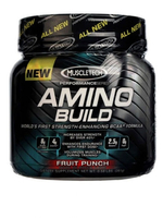 Muscletech Amino Build 261g - Green Apple