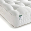 Mattresses Myers Pocket Sprung Mattress Natural Wool 1600 - with 100% natural layers (Size: Super Kingsize Zip-Link)