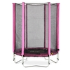 Toys & Games Plum 4.5ft Junior Trampoline and Enclosure (Pink)