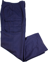 Car Accessories  - Hard-Wearing Cargo Trouser - Navy 28W 29L