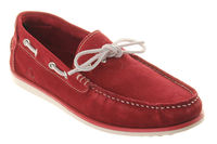 Shoes  - Starboard Suede Boat Shoe