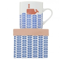 Cups & Mugs|Personalised Gifts  - Abode Whale Mug