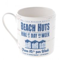 Cups & Mugs  - Beach Huts Hire by Day or Week Mug