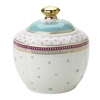 Household & Kitchen|Tableware Star Printed Porcelain Sugar Bowl