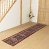 Carpets, Mats & Accessories Brink & Campman 80/20 Wool Hallway Runner - Emir Blue 10624