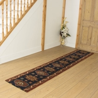 Carpets, Mats & Accessories  - Brink & Campman 80/20 Wool Hallway Runner - Emir Green 10520
