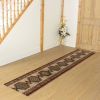 Carpets, Mats & Accessories  - Brink & Campman 80/20 Wool Hallway Runner - Sultan Beige 10707