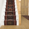 Brink & Campman 80/20 Wool Stair Runner - Emir Blue 10624