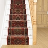Carpets, Mats & Accessories Brink & Campman 80/20 Wool Stair Runner - Emir Red 10622