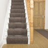 Carpets, Mats & Accessories Mega Brown Stair Carpet Runner Stair Runner