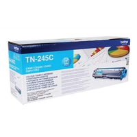 Ink Cartridges for printers  - Brother TN-245C (Yield 2,200 Pages) Cyan Toner Cartridge