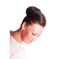 Hair accessories  - Celebrity Inspired Clip In Bun