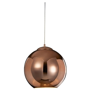 Lighting  - Byron Pendant Ceiling Light Small Copper