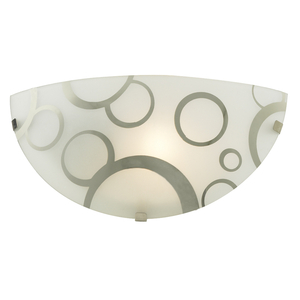 Lighting  - Cafe 1 Light Wall Bracket Light