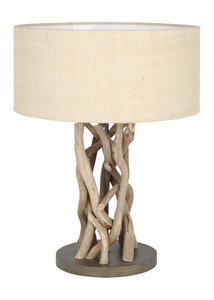 Table Lamps  - Driftwood Table Lamp