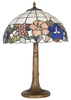 Floral Large Tiffany Table Lamp