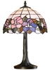 Floral Medium Tiffany Table Lamp