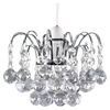 Oreil Pendant Light Shade Polished Chrome