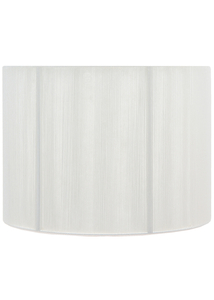 "Accessories  - String 14"" Pendant Light Shade Ivory"