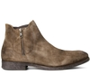 Boots Mitchell Suede Tobacco Boot