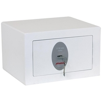Key Cabinets|Safes|Alarm Equipment  - Phoenix Fortress High Security Safe Key Lock 8L Capacity 20kg W350xD300xH220MM Ref SS1181K