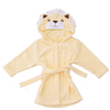 Bathing Bunnies Lion Baby Towelling Robe