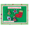 Baby Toys Buttonbag Christmas Crafts Kit