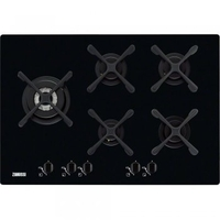Hobs  - 75cm 5 Burner Gas on Glass Hob