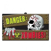 Accessories  - Danger: Zombies! Hanging Decoration