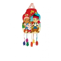 Party Decoration  - Jake & the Neverland Pirates Piñata (profile)