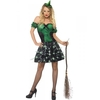 Light Up Naughty Witch Adult Costume