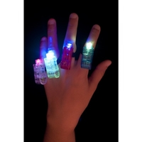 Accessories  - Light Up Rings