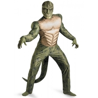 Costumes  - Lizard: The Amazing Spiderman  Adult Costume